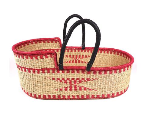 Baby Bolga Basket