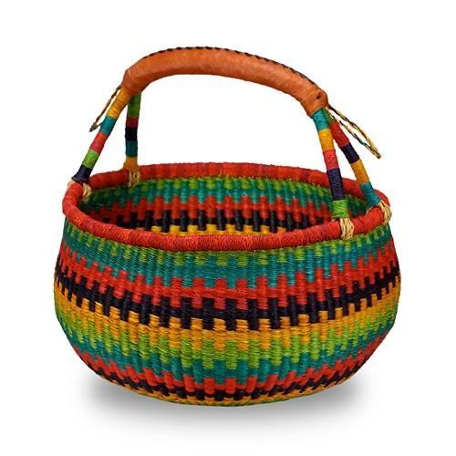 Traditional Bolga Basket